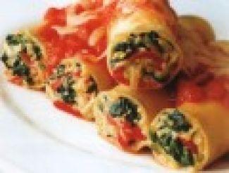Cannelloni Met Prei En Kip