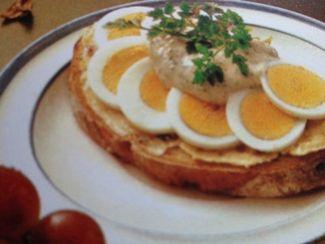 Broodje Ham En Ei