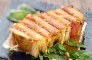 Aardappelspies Met Kaas En Breydelspek