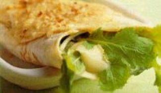 Tortilla Met Raapsteeltjes