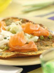Omelet De Luxe... Met Gerookte Zalm
