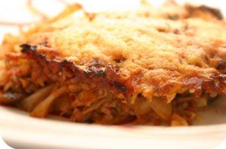 Macaroni Ovenschotel Met Salami