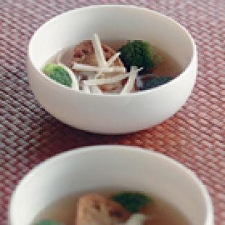 Broccolisoep Met Knoflookbrood