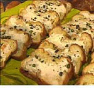 Rozijnenbrood Met Gorgonzola