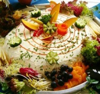 Andijvie Salade Met Zuurkool