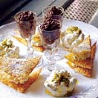 Grand Dessert - 3 Soorten