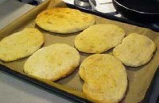 Naan (Indiaas Brood)