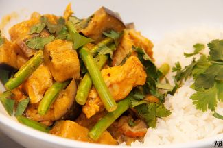 Thaise Kip-curry
