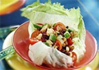 Saladebootjes