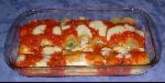 Cannelloni Met Boerenkool En Ricotta