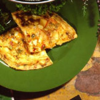Chinese Omelet Met Knolselderij