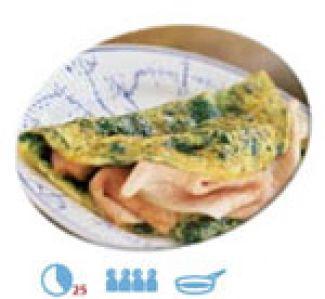 Omelet Oriental