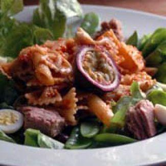 Salade Van Pasta & Passievrucht