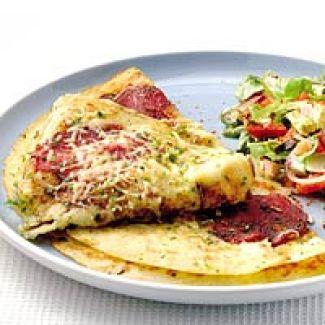 Italiaanse Pannenkoek