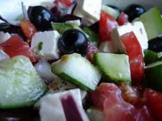 Griekse Rauwkost Salade