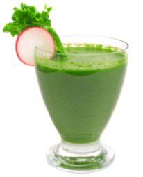 Frisse Minty Thrill (groene Smoothy)