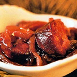 Chorizo Al Vino (chorizo In Rode Wijn)