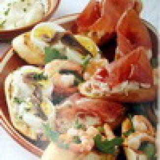 Spaanse Stokbroodjes