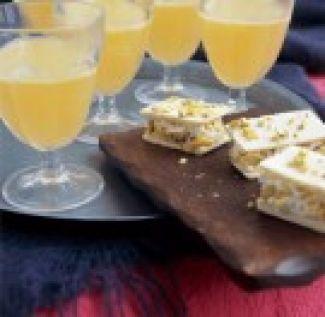 Witte Choclade Met Pistache Lekkernij