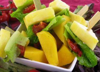 Fruit In Zoete Bakjes
