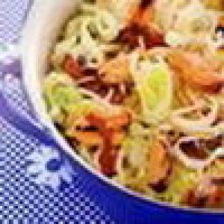 Romige Spaghetti Met Mosselen