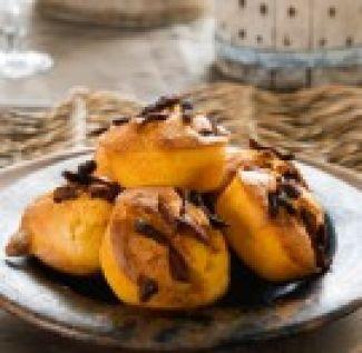 Muffins Van Maïsbrood