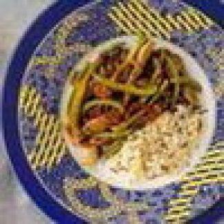 Roergebakken Biefstuk Met Paprika