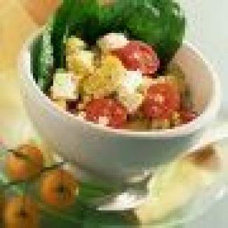Tomaten, Courgettes En Sardines