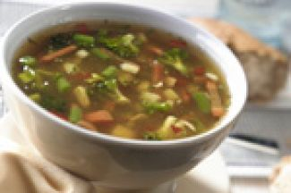Kerrie-groentensoep