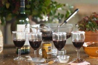 Warme Kruidenwijn - Hypocras