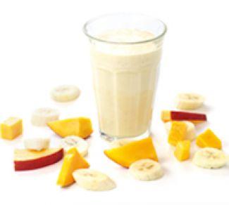 Banaan Mango Smoothie
