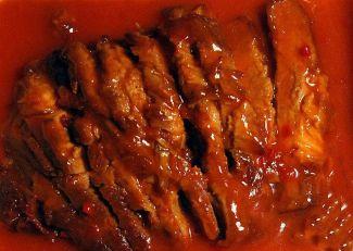 Barbecue Babi Pangang