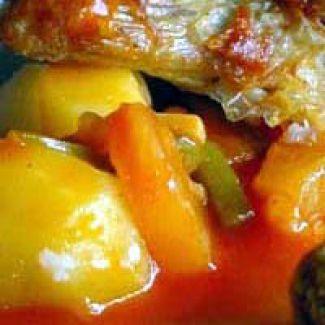 Zoetzure Saus [bij Vlees & Rijstgerechten]