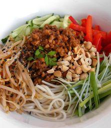 Aziatische Noodles