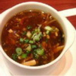 Scherp-zure Soep Uit Sichuan