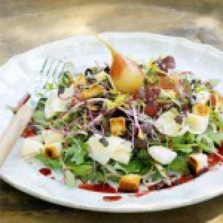 Salade Met Kiemscheuten