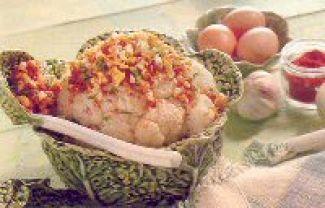 Nasi Goeri -  Rijst Met Kokos