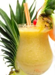Tropical Fruit Shake