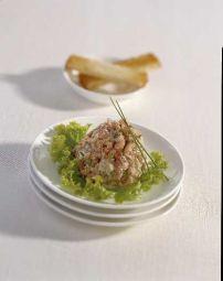 Hollandse Garnalentorentjes Met Mosterd-mayonaise