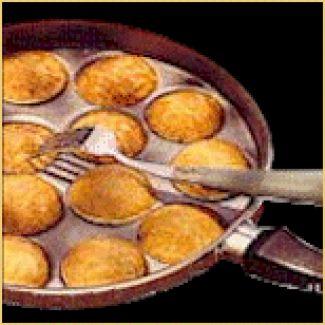 Aardappelpoffertjes Met MonChou