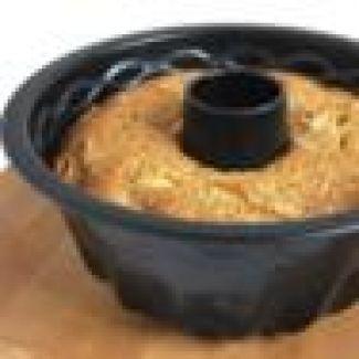 Cake Met Walnoten En Rozijnen