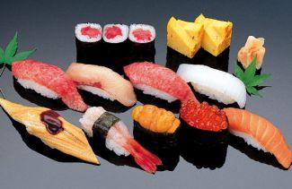 Heerlijke Sushi California Roll