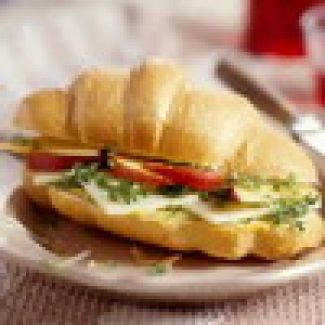 Croissant Met Port Salut