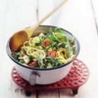 Spaghetti Met Rucola