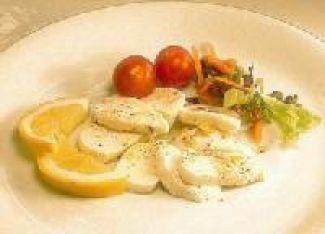 Mozzarella Met Citroen
