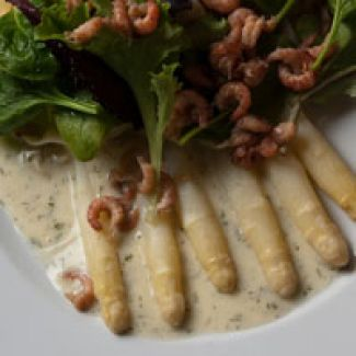 Salade Van Pasta & Asperges