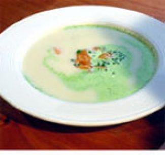Broccoli/bloemkool Soep