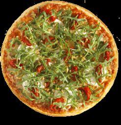 Geitenkaas Pizza Met Rucola