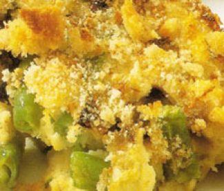 Aardappels En Bonen In De Oven