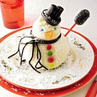 Sneeuwmannetje